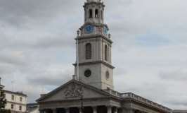St Martin-in-the-Fields – The Church of the Ever Open Door
