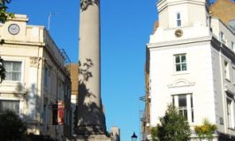 Seven Dials, Covent Garden © Travel Signposts