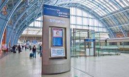 St Pancras International – Home to London Eurostar