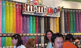 A M&M Experience in Leicester Square