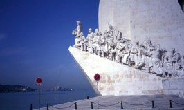 Monument to the Discoveries - Belem Waterfront