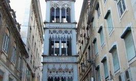 Elevador de Santa Justa – An Eccentric Lisbon Elevator