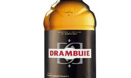"Drambuie – ""The Drink That Satisfies"""