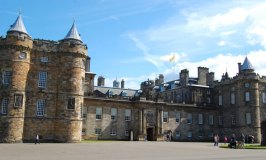Holyrood Palace – The Queen's Official Scottish Residence
