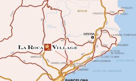 La Roca Village – A Designer Outlet in Barcelona