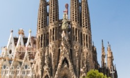 Gaudi Architecture of Barcelona
