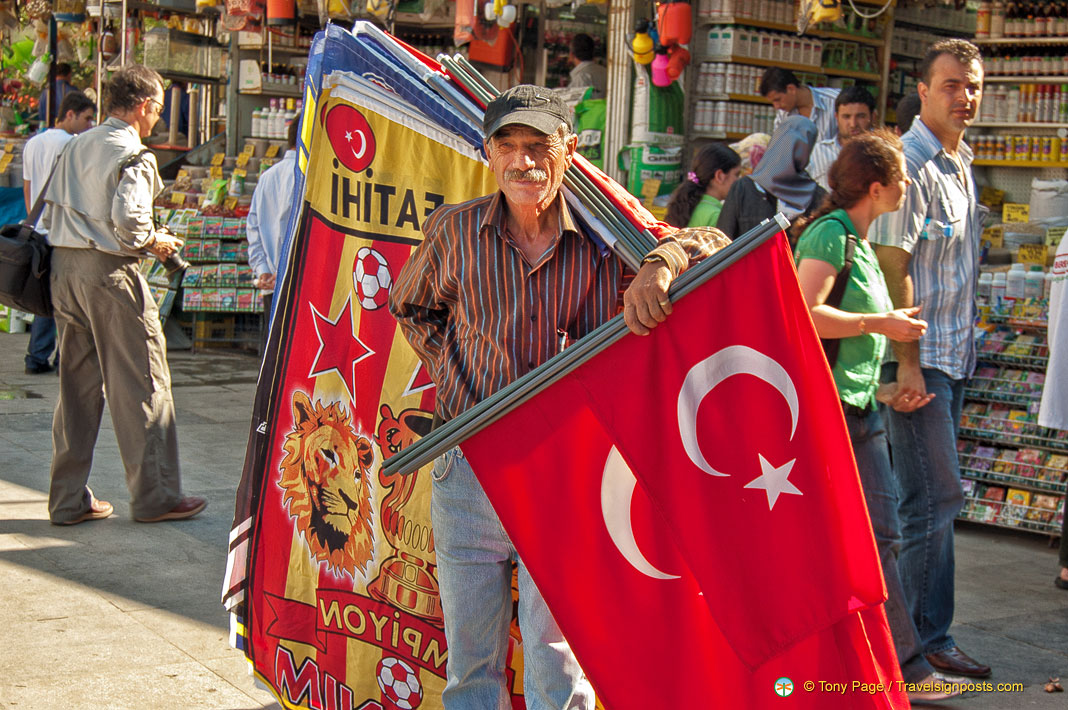 Istanbul - A City Where East and West Do Meet
