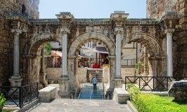 Hadrian's Gate – Antalya's Roman Triumphal Arch