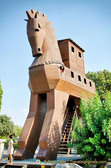 Trojan Horse - Troai
