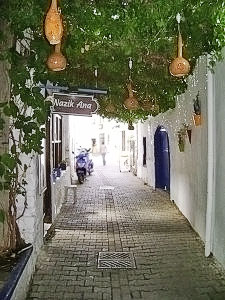Back Streets of Bodrum