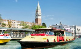 Venice Hop-on Hop-off Waterbus
