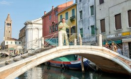Ponte dei Pugni – A Venice Bridge Known for its Fistfights