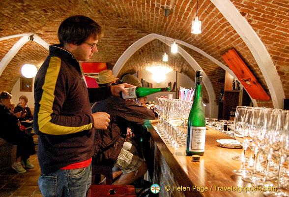 Wachau Wine-tasting
