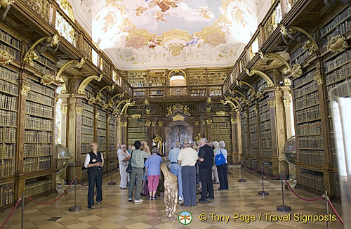 Melk Abbey Library