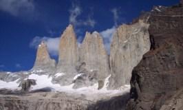 The Famous Torres del paine