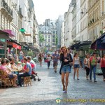 Rue Cler – A Famous Food Street in the 7th Arrondissement