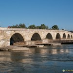 Regensburg Steinerne Brucke - Old Stone Bridge