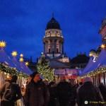 Christmas Magic at Gendarmenmarkt in Berlin