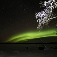 Shades of Green, Aurora Hunting in Finland