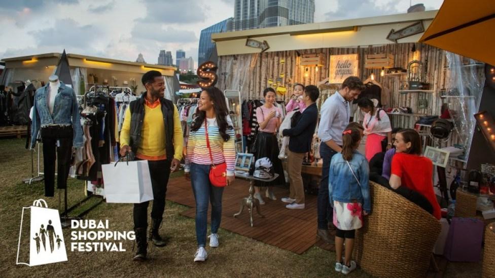 Dubai Shopping Festival 2017-Travelstart