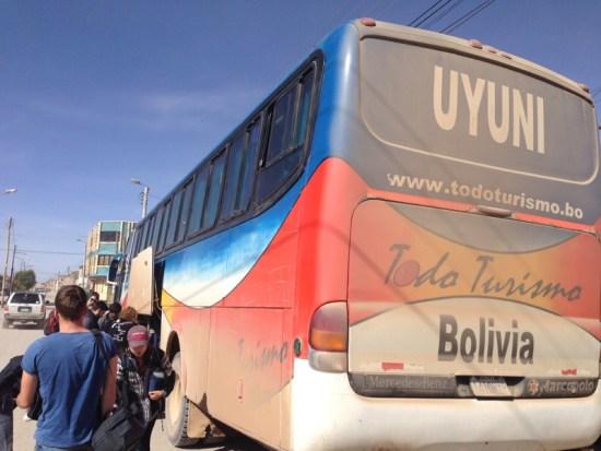 Todo Tourismo Bus