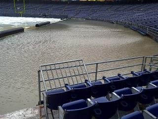 Qualcomm Stadium in San Diego