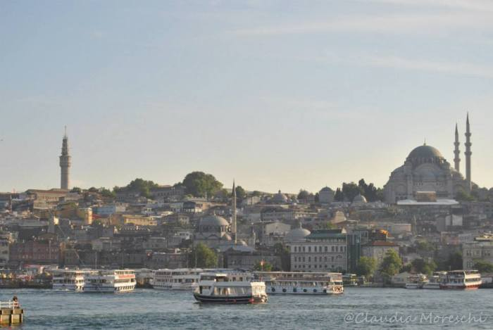 travel story living istanbul