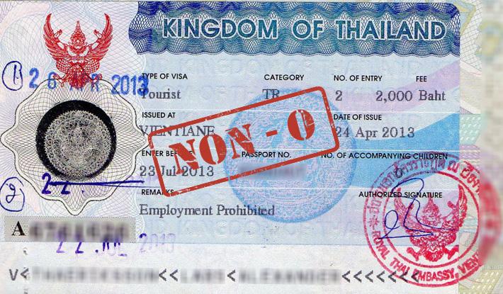 Visto turistico per la Thailandia: cosa sapere