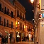 Spain-Nerja-evening-stroll