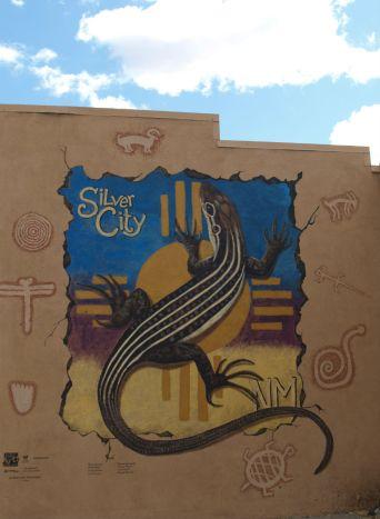 SC mural