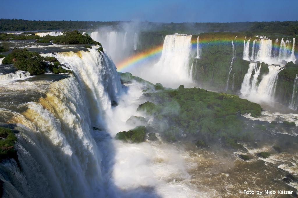 Iguazu Falls Brazil Wallpaper Die Wasserf 228 Lle Von Iguaz 250 Gerds Traveltipps