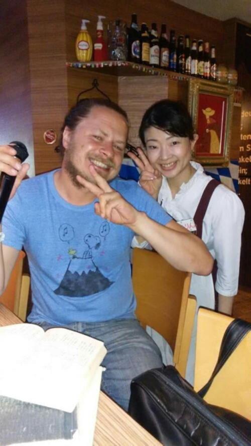 Lorelei, a German bar in Tokyo
