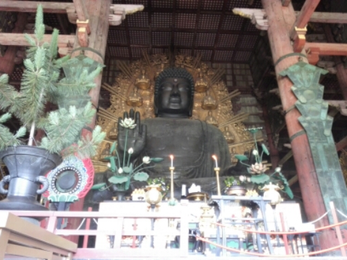 The Daibutsu of Nara