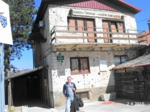 The Sarajevo War Tunnel Museum
