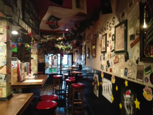 My favorite among bars in Japan