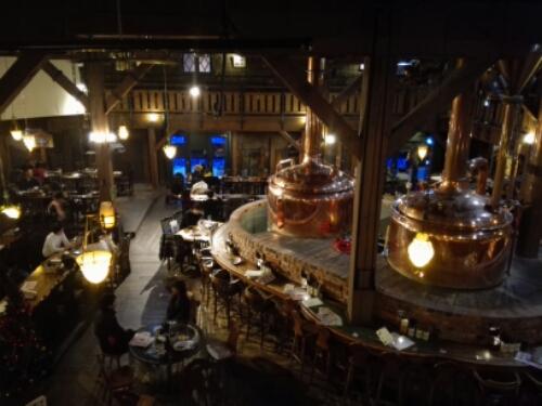 Otaru Beer Brewery Pub