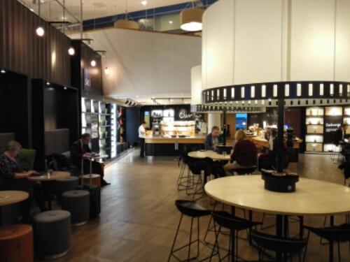 SAS Lounge Kastrup