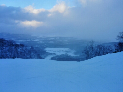 View of Niseko