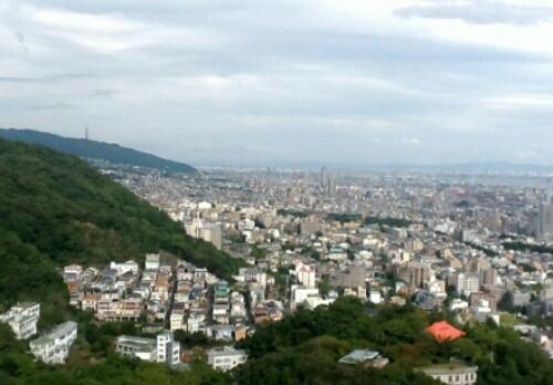 The Kobe Ropeway