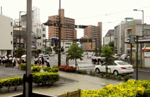 Dogokoen Tram Station