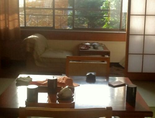 Ryokan in Nara. First capital of Japan