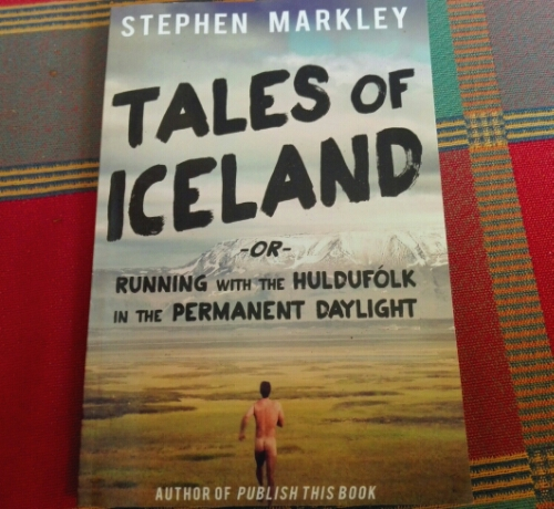 Tales of Iceland by Stephen Markley