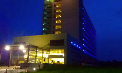 The hotel close to Taoyuan International Airport in Taiwan