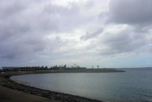 Naminoue Beach in Naha