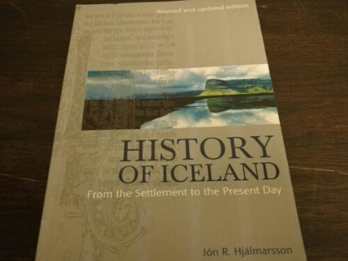 History of Iceland by Jon R. Hjalmarson