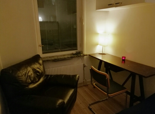 My apartment in Hammarbyhöjden