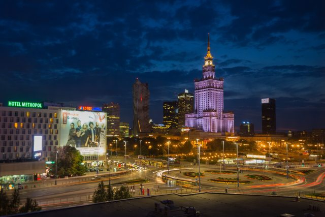 Travel Photography - Cityscape