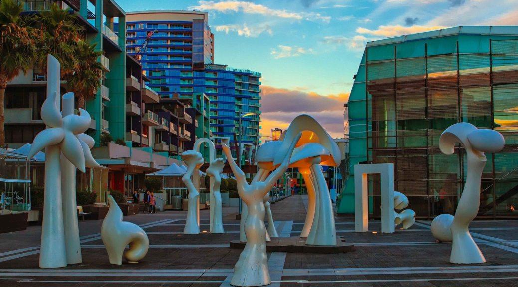 Melbourne Docklands #1