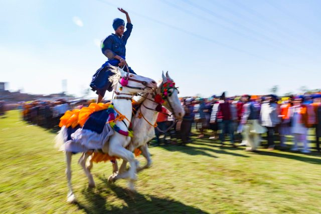 Hola Mohalla at Anandpur Sahib - Watch Out For Your Camera!
