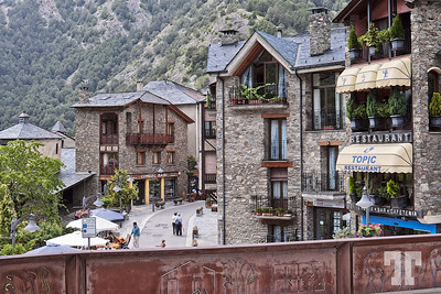 Travel Destinations: Ordino, Andorra